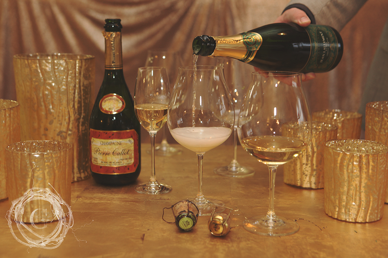 champagnepour
