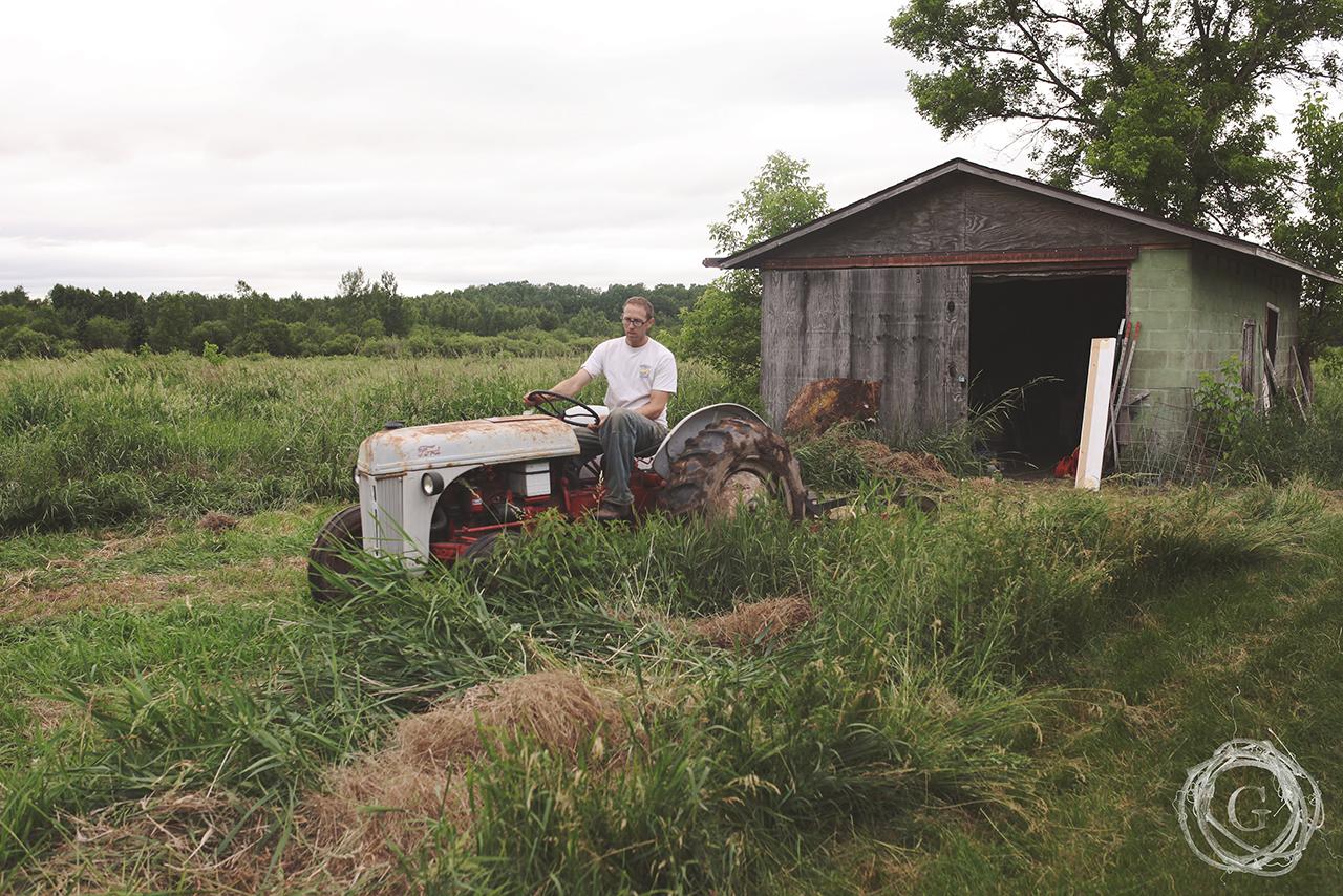 oldfarmnewfarmtractor